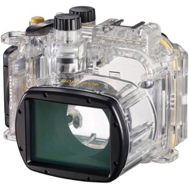 Canon WP-DC52 Waterproof Underwater Housing Case for PowerShot G16 Digital Camera
