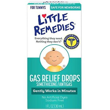 Little Remedies Gas Relief Drops (.5 oz)