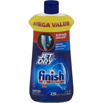 Finish Jet-Dry Rinse Aid