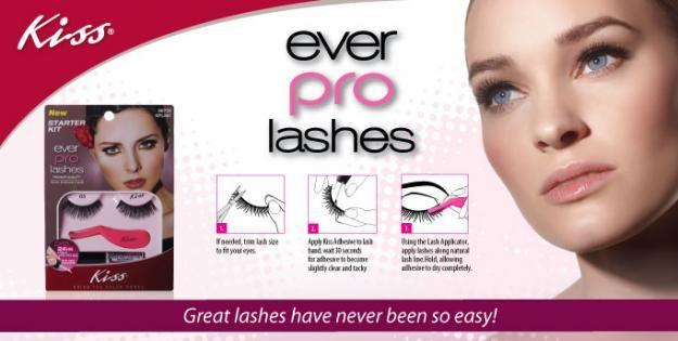 Kiss® Ever PRO Lash Starter Kit