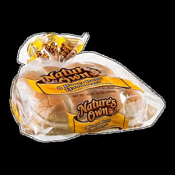 Nature's Own Butter Buns Hamburger - 8 CT