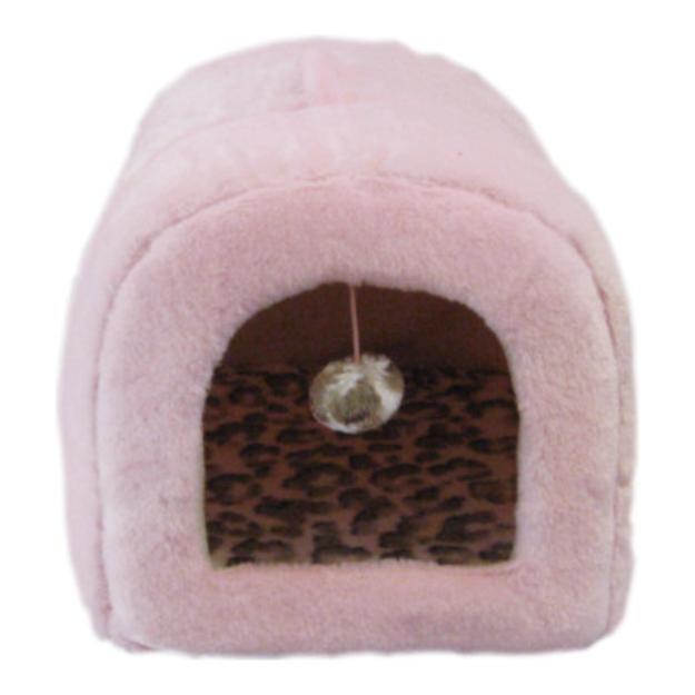 Whisker CityA Hooded Cat Bed