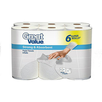 Great Value Paper Towels