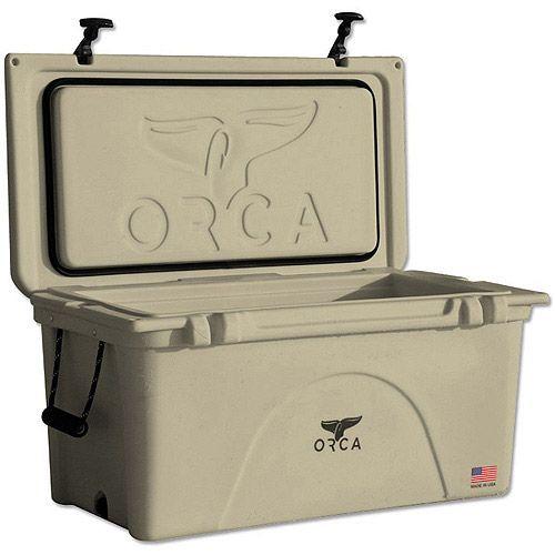 ORCA Cooler TP075ORC 75 Qt. Cooler Tan