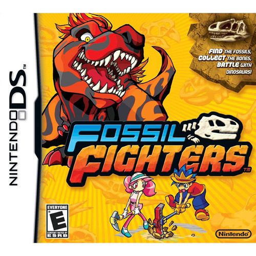 Nintendo DS Fossil Fighters
