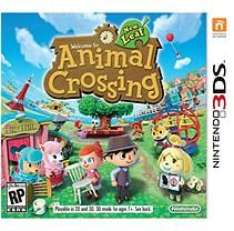 Nintendo Animal Crossing: New Leaf 3DS