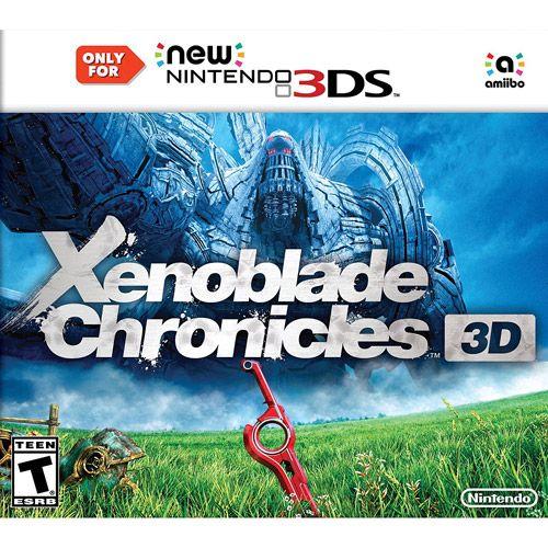 Nintendo Xenoblade Chronicles 3d - Other