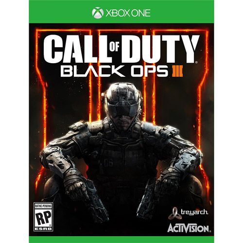 Activision Call Of Duty: Black Ops Iii - Xbox One