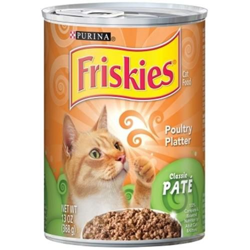 Friskies® Pet Care Canned Poultry Pate