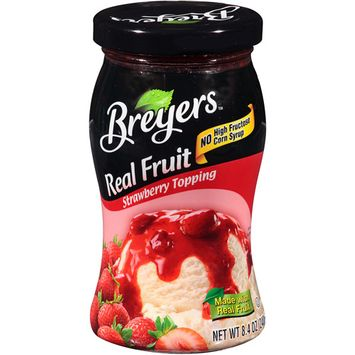 Breyers® Real Fruit Strawberry Topping