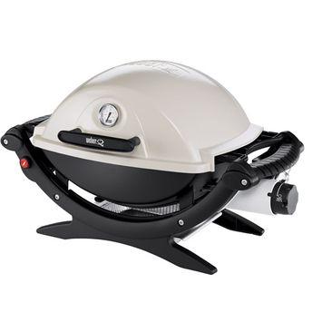 Weber Q 120 Portable Propane Gas Grill 516501