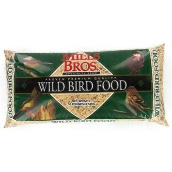 Global Harvest/woodinville 92403 10 Lbs Standard Wild Bird Seed Mix - Pack of 4