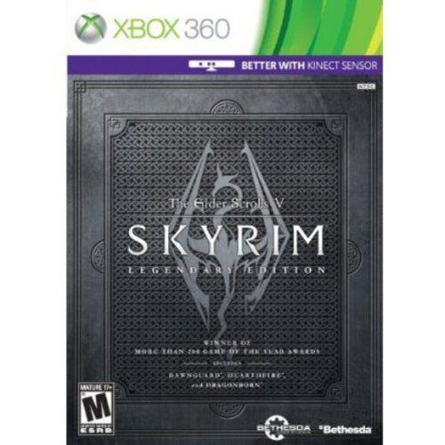 Bso XBOX 360 Elder Scrolls V: Skyrim Legendary Edition