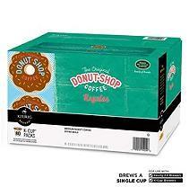 Green Mountain CoffeeThe Orginal Donut Shop Extra Bold Coffee K-Cup Packs - 80 ct.