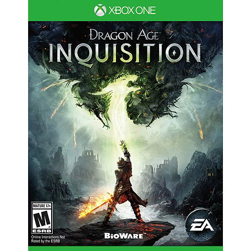 Ea Games Dragon Age Inquisition for Xbox One
