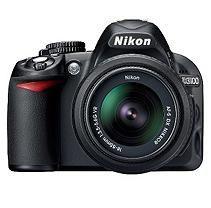 Nikon D3100 Digital SLR Camera with 18-55mm NIKKOR VR Lens
