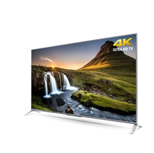 "Sony - 55"" Class (54.6"" Diag.) - Lcd - 2160p - Smart - 3d - 4k Ultra Hd Tv - Silver"