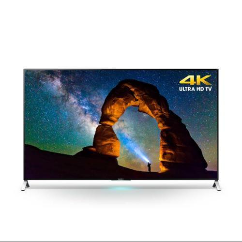 "Sony 65"" Black Ultra HD 4K LED 3D HDTV"