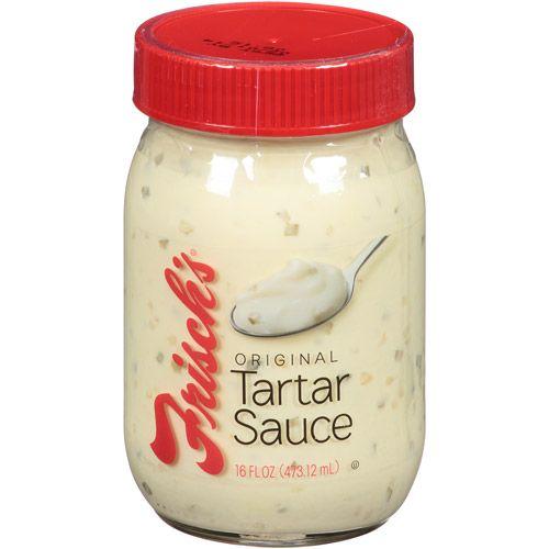 Frisch's Original Tartar Sauce, 16 fl oz (Pack of 12)