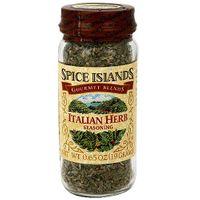 Spice Islands Italian Herb Seasoning, 0.65 oz (Pack of 3)