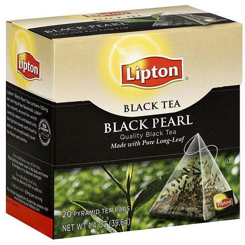 Lipton® Black Pearl Tea