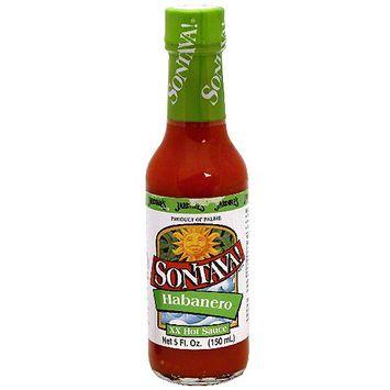 Jardines Jardine's Sontava! Habanero XX Hot Sauce, 5 oz (Pack of 12)