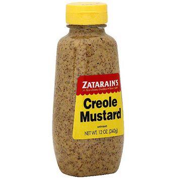 Zatarain's Creole Mustard, 12 oz (Pack of 6)