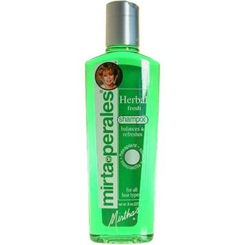 Mirtha's Mirthas Herbal Fresh Shampoo 8 oz - Champu Herbario
