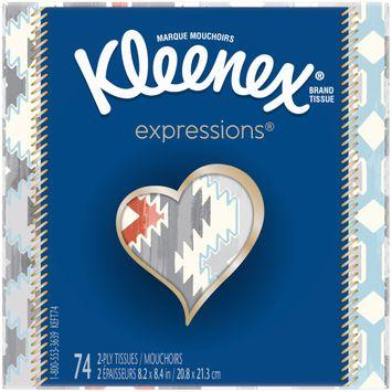 Kleenex® Expressions® Facial Tissue