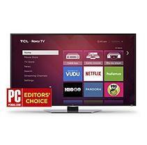 """40"""" TCL Roku Smart 120Hz 1080p LED HDTV"""