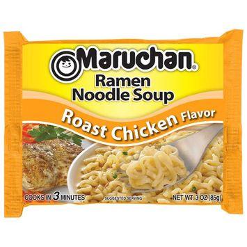 Maruchan Ramen Noodle Soup Roast Chicken Flavor