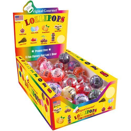 Original Gourmet Original Lollipops