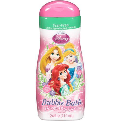 Disney 24 oz. Princess Bubble Bath
