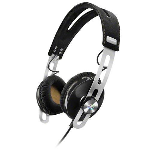 Sennheiser Momentum I M2 On-Ear Headphone for iOS (506251) (Black)