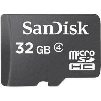 SanDisk SDSDQ-032G-A11M 32GB microSD High Capacity Card