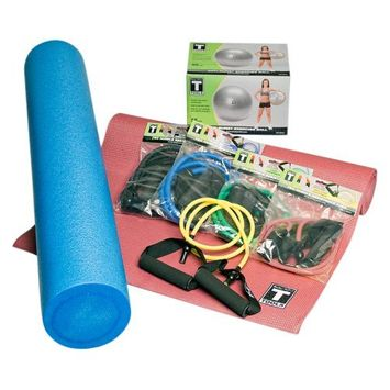 Body Solid, Inc. Body-Solid Tools Starter Workout Package