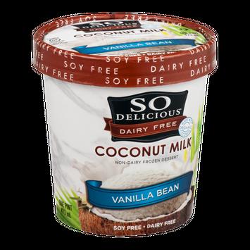 So Delicious Vanilla Bean