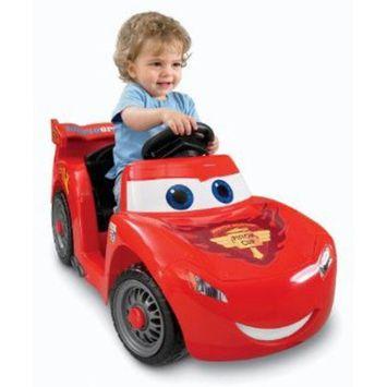 Mattel, Inc. Disney Power Wheels Cars CARS Lil' Lightning McQueen