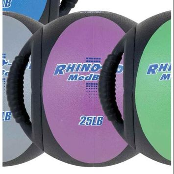 25 lb. Rhino-Cor® Medicine Ball