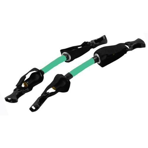 Mass Suit Extra Knee Resistance Bands - Medium Resistance - Green