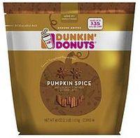 Dunkin' Donuts Coffee, Pumpkin Spice, Ground (40 oz.)