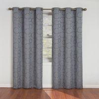 Eclipse Curtains Meridian Single Curtain Panel
