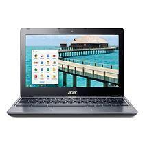"Acer America Acer C720-2420 11.6"" Chromebook - Granite Gray"