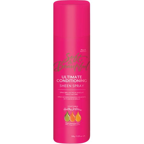 Soft & Beautiful Ultimate Conditioner Sheen Spray 11 Oz.