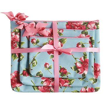 Jessie Steele 906-JS-250S Pink Magnolias 3 Piece Gift Set Pack Of 2