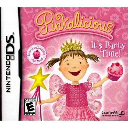 Nintendo DS Pinkalicious