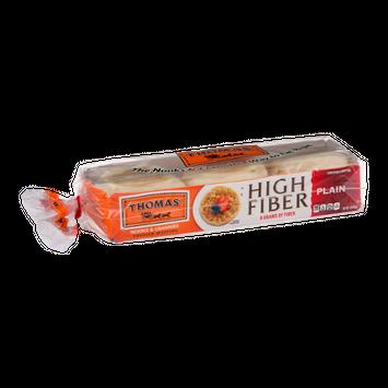 Thomas' English Muffins High Fiber Plain - 6 CT
