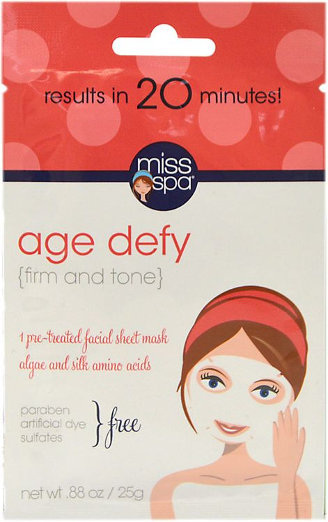 Miss Spa Age Defy Facial Mask