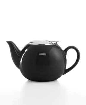 Certified International Teapot with Stainless Steel Infuser