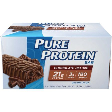 Pure Protein Chocolate Deluxe Value Pack